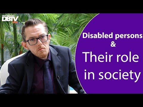 Disabled Persons And Their Role In Society