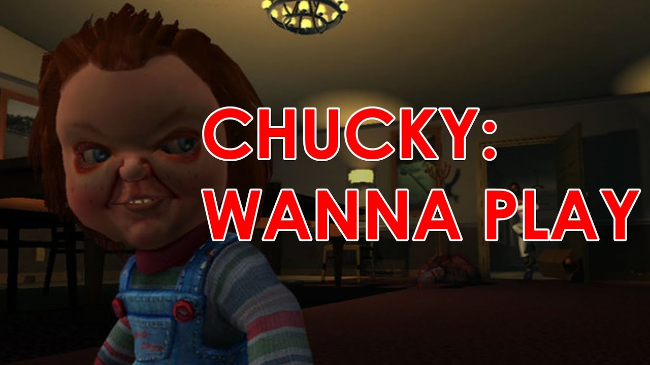 Chucky Video Game News