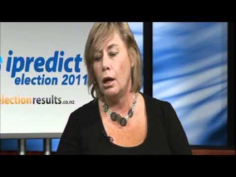 iPredict Election 2011 - Episode 7