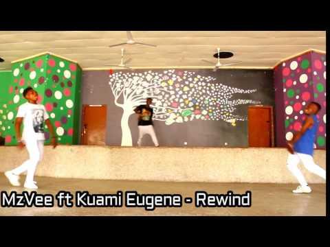 Rewind ( MzVee ft kuami Eugene ) DANCE VIDEO. By TSD