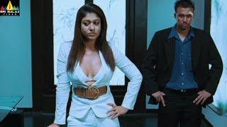 Ajith Billa Escape Scene | Telugu Movie Scenes | Nayanatara, Namitha | Sri Balaji Video