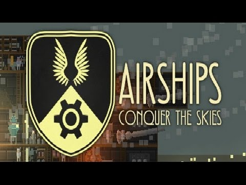 First impressions Gameplay| Airships: Conquer the Skies