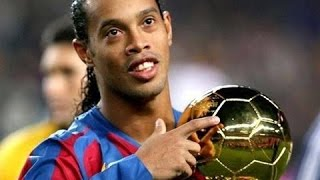 Football's Greatest - Ronaldinho