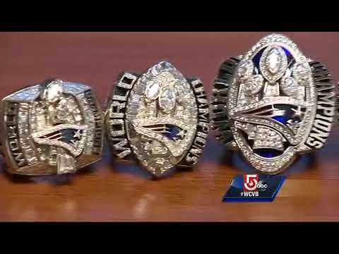 Patriots playing for a 6th ring in jeweler's backyard