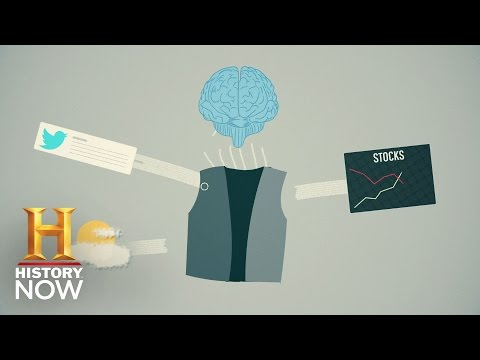David Eagleman Wants to Create a New Human Sense | History NOW