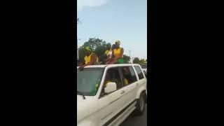 Baixar COPA DA RÚSSIA 2018: Haitianos comemoram vitória do Brasil.