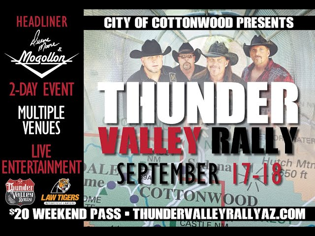 Inside Cottonwood - Thunder Valley Rally preview