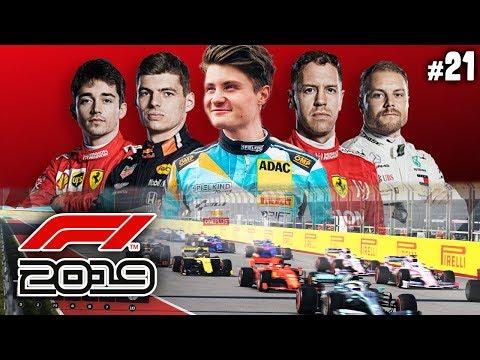 65 Plätze Strafe | F1 2019 #21 | USA 🇺🇸 | Dner