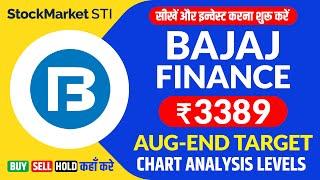 Aug 2020 share price targets Bajaj finance | bajaj finance news | Bajaj Finance stock forecast tips