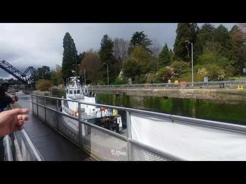 Lake Washington Ship Canal