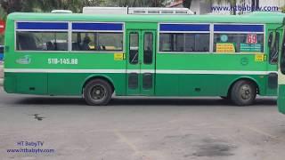 Wheels On The Sai Gon Bus N99 🚌 Packing Sai Gon Bus🚌 Nursery Rhymes 4 Kids  | HT BabyTV ✔︎
