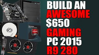 Awesome $650 Full Setup 1080p Gaming PC (Includes KBM and Monitor!)