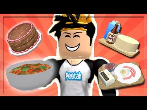 NEW FOODS! KITCHEN UPDATE IN BLOXBURG! (ROBLOX)