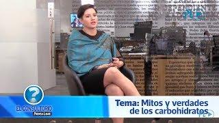#ElConsultorioPL | ¿Cuáles son los carbohidratos buenos?  | Prensa Libre