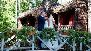 Необычный свадебный клип! Свадьба Иванны и Артема.