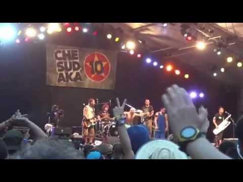Che Sudaka - Che Sudaka(@Fuji Rock Festival 120728)