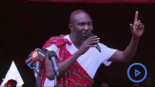 Team up with Raila Odinga for your 2022 presidential bid - Gideon Moi urged