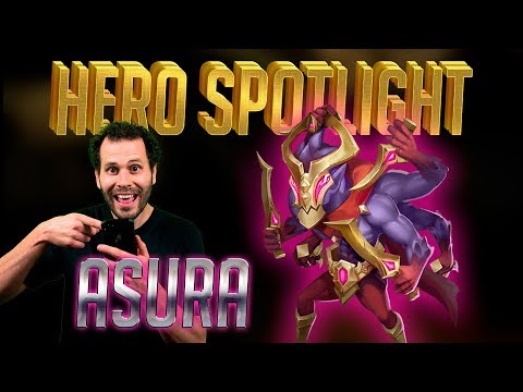 ASURA | Hero Spotlight! Castle Clash