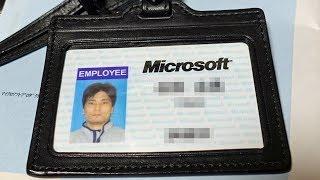 【プログラマー必見】世界有数のIT企業(マイクロソフト)の『給与明細と源泉徴収票』を公開 thumbnail