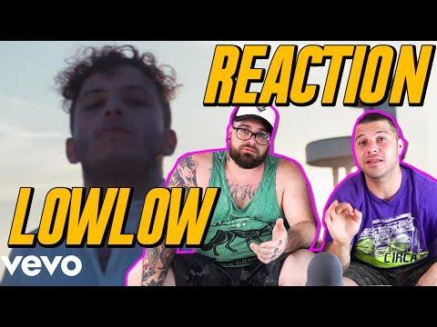 LOWLOW - NIENTE PIU STUPIDO DI SOGNARE | RAP REACTION 2017 | ARCADEBOYZ