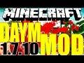 Minecraft 1.7.10-DayM mod (DayZ) mais download da pasta .minecraft