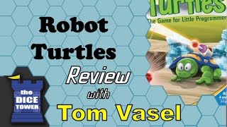 Robot Turtles Review - with Tom Vasel