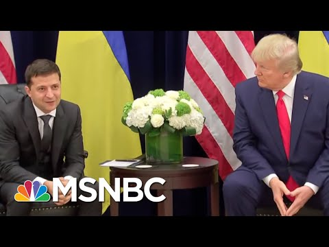 "Trump Prioritizing His Political Interests Is ""The Definition Of Corruption"" 
