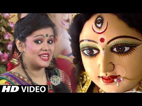 Anu Dubey (2019) सुपरहिट भजन : कवन गुण भावे - Maiya Jhuleli Jhulanwa - Latest Mata Bhajan 2019