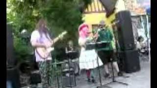 """Hey Lola, Take a Walk on the Wild Side"" Organ Failure Houston Gay Pride 2011"