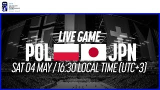 Poland vs. Japan | Full Game | 2019 IIHF Ice Hockey World Championship Division I Group B