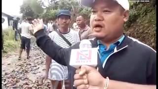 People's power witnessed at Khonsa in Arunachal Pradesh