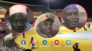 🛑  JOTAAY LAMBJ : Amadou Mbaye, Bourkhane Wade et Max Mbargane réfutent le huis clos
