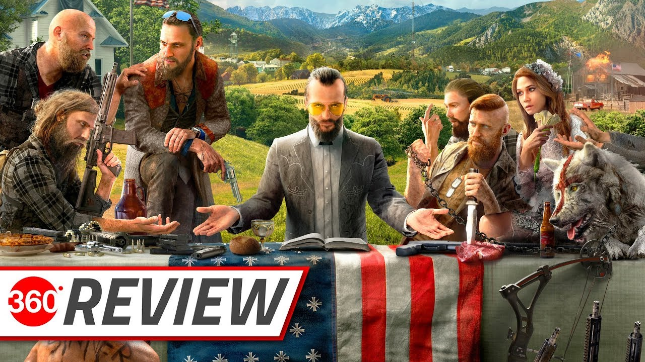 Far Cry 5 Pc Performance Review Ndtv Gadgets 360