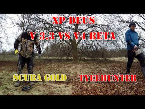 XP DEUS V4 FIRST HUNT, METAL DETECTING 6 SILVERS, Live digs with VDI!