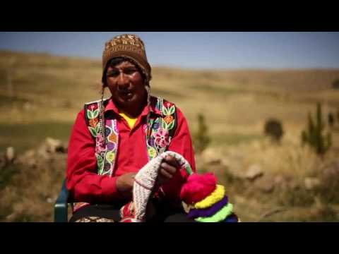 Peru, weaving history   chullo2