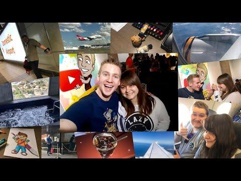 Melbourne Trip & ARTY PARTY Vlog