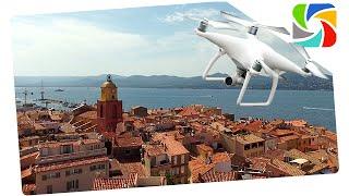 DJI Phantom 4 - Côte d'Azur - 4K Drone Footage/Video Test - TechBen(Ich durfte die wohl aktuell beste Consumer Drohne ein paar Wochen testen. Was für gigantische Aufnahmen mit diesem Meisterwerk mir hierbei in St. Tropez ..., 2016-06-11T16:20:11.000Z)