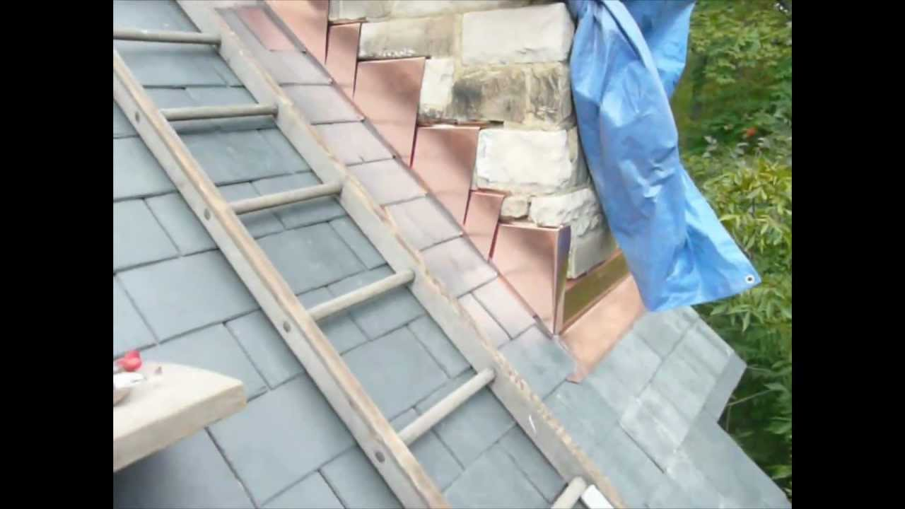 Chimney Flashing Youtube