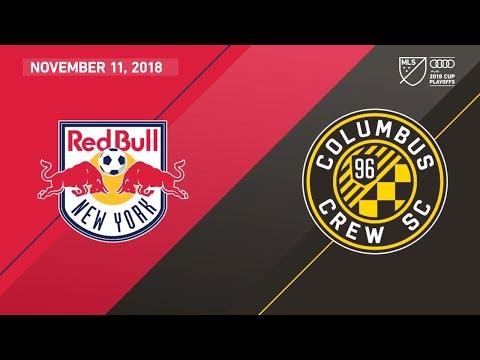 HIGHLIGHTS: New York Red Bulls vs. Columbus Crew SC   November 11, 2018