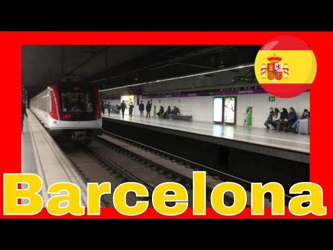 Barcelona Metro Metro de Barcelona Video 25 2 2017, 15 15 09