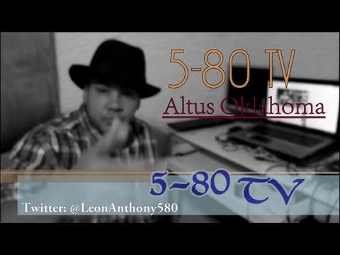 5-80 TV : #6 Oklahoma Artist!!!, Lil Dan, Stunna Stackz, K Michelle, Beyonce, Halle Berry,