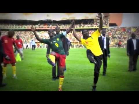 Cameroon World Cup 2014 Official Song - Les Lions Indomptables