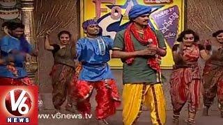Allala Neradi Neriyalo Song | Anil Kumar | Telangana Folk Songs | Dhoom Thadaka | V6News
