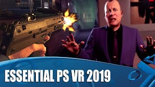 9 PS VR Games You Must Play In 2019 And Beyond!
