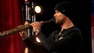BRITAINS GOT TALENT 2009 - JULIAN SMITH (SAX PLAYER) INCLUDING JUDGES COMMENTS & PRE COMMENTARY (HQ)