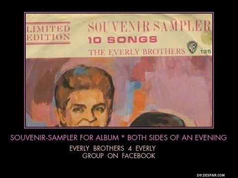 Everly Brothers~ Souvenir-Sampler Album ~ BOTH SIDES OF AN EVENING [new mix by Erik Tielman] Mp3