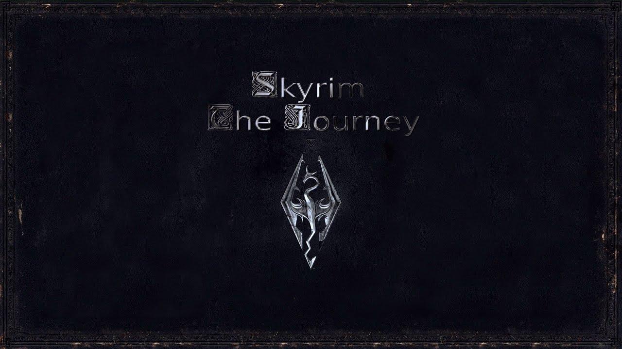 Skyrim: the journey скачать, настроить, играть. Youtube.