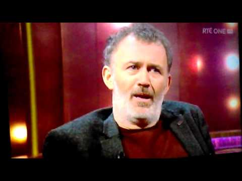 Tommy Tiernan on the Ray Darcy Show 10/12/2016