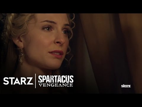 Spartacus: Vengeance | Episode 7 Clip: Only Blood Can Set Us Free | STARZ