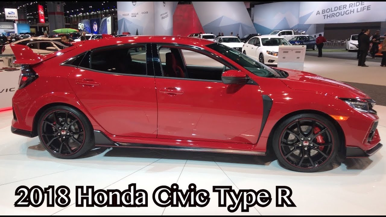 The Biggest Honda Display In Country At Chicago Auto Show CAS18